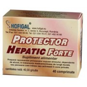 Protector Hepatic Forte 40tb