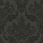 Tapet Negru Damasc Exotic Bengal - Holden