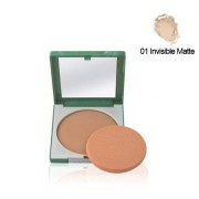 Clinique STAY-MATTE Sheer Pressed Powder 01 Invisible Matte Polvos...