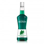 Lichior Monin Green Pepermint – Menta verde 20% 700 ml