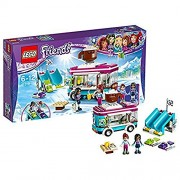 Lego Snow Resort Hot Chocolate Van