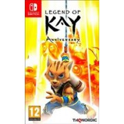 Legend of Kay Anniversary Edition Nintendo Switch