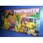 Firefighter Search and Rescue Board Game