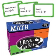 Teacher Created Resources I Have... Who Has...? Math 4-5 (7833)