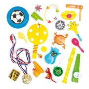 Baker Ross Lucky Dips - 20 assorted toy favourites. Ideal for prize-a-time games, lucky dips & gifts.