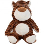 Ultra Baby Tiger Soft Toy 9 Inches Brown