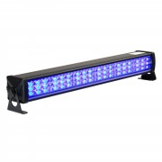 lightmaXX LED RGB Color Bar Short 126x10mm LED´s DMX Wall Washer