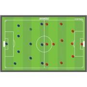 Sportec Magnetisch Voetbal Coachbord 60 X 45 Cm
