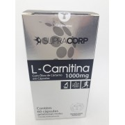 Lipocorp SupraCorp L Carnitina e Cartamo com 60 Cápsulas Catarinense