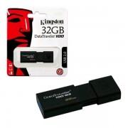 DT100G3 FLASH DRIVE USB 3.0 DATATRAVELER 32 GB DT100G3-DT10032GB