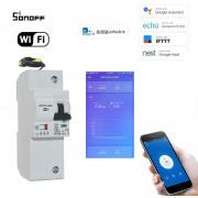 WiFi inteligentný Istič 1P 63A Elektromer R2