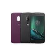 Smartphone Moto G4 Play DTV Colors Dual Chip Android 6.0 Tela 5'' 16GB Câmera 8MP - Preto
