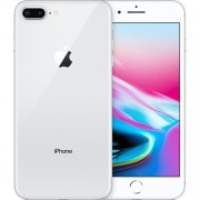 "Smartphone, Apple iPhone 8 Plus, 5.5"", 64GB Storage, iOS 11, Silver (MQ8M2GH/A)"