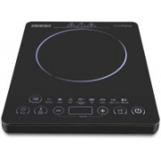 Usha 3820T INDUCTION COOKTOP TOUCH PANEL Induction Cooktop(Black, Touch Panel)