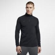 Haut de football 1/4 de zip Nike Dri-FIT Academy pour Homme - Noir