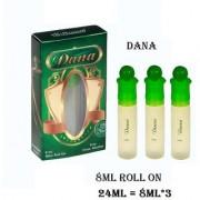 Al-Nuaim 24ML Dana Attar 100 Percent Original And Alcohol Free Concentrated Perfume Oil Scent For Men Women