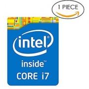 Original 4th Gen. Intel Core i7 Inside Sticker 16mm x 21mm with Authentic Hologram