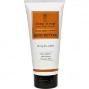 Deep Steep Body Butter - Brown Sugar Vanilla - 6 oz