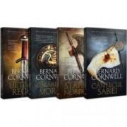 Set Bernard Cornwell 4 carti