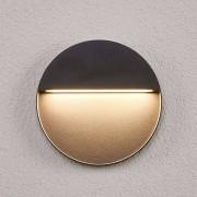 Lampenwelt.com Applique d'extérieur LED ronde Karina - LAMPENWELT.com