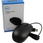 Dell MS111 USB (Wired) Optical Mouse (Black)