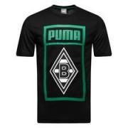 Borussia Monchengladbach T-shirt - Zwart