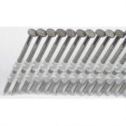 Cuie in plastic 21' TJEP FH 28 x 75mm STRIATE BK