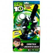 Omnitrix Lançador de Discos Ben 10 Sunny