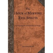 The Hour of Meeting Evil Spirits: An Encyclopedia of Mononoke and Magic, Paperback/MR Matthew Meyer