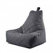 Extreme Lounging Zitzak B-bag mighty-b Grey - Quilted