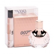 James Bond 007 James Bond 007 For Women II confezione regalo eau de parfum 30 ml + eau de parfum 7,4 ml donna
