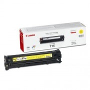 Toner Canon CRG-716 yellow, LBP-5050/MF8040/MF8080 1500str.
