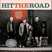 Video Delta Price,Nigel Organ Trio - Hit The Road - CD