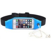 """Blue Birds Stylish And Cool Sports Waist Bag Can Hold Mobile Up to 6"""", Keys, Money, Light Weight and Adjustable Free Size VY2 Adjustable Belt(Multicolor)"""