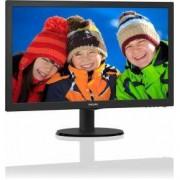 Philips 223V5LHSB2 21.5 Zwart Full HD