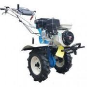 Motocultor AGT 7580 Premium cu motor HONDA GP 200 putere 6.5 CP + roti cauciuc + rarita