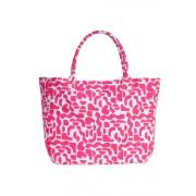 Beach Bag - Pink Print - Womens