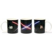 Star Wars - Jedi & Sith Heat Change Mug