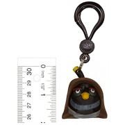 "Obi Wan Kenobi Bird ~1.8"" Backpack Clip: Angry Birds Star Wars Hangers Collection (Loose Figure Backpack Clip)"