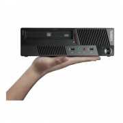 Calculator Lenovo ThinkCentre M91p Desktop USFF, Intel Core i5 Gen 2 2400S 2.5 GHz, 4 GB DDR3, 500 GB HDD SATA, DVDRW