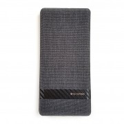 Оригинален текстилен калъф на G-CASE за Samsung Galaxy Note 8 (черен)