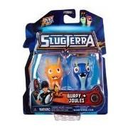 Slugterra Toys, Games & Dart Mini Action Figures Slugterra Mini Figure 2-Pack Burpy V1 & Joules [Includes Code For Exclusive Game Items]