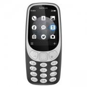 Мобилен телефон NOKIA 3310 3G Single SIM (TA-1022) Charcoal, 2.4 QVGA, BL-4UL battery 1200mAh, A00028757