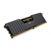Memorie Corsair Vengeance LPX Black DDR4, 1x8GB, 3000 MHz, CL 16, 1.2V