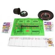 Jysk Partivarer Casinospel till barn - Roulette, tärningar, spelkort och pengar