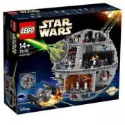 Конструктор Лего Стар Уорс - Звезда на смъртта - LEGO Star Wars, 75159