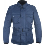 Oxford Churchill Motorcycle Textile Jacket Blue S