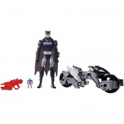 DC Comics Batman y Batimoto Transformable FBR10