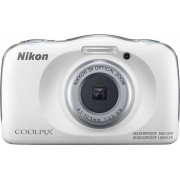 Nikon »Coolpix W150« Outdoor-Kamera (13,2 MP, 3x opt. Zoom, Bluetooth), weiß
