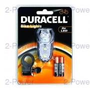 Duracell 3 LED Framlykta Cykel